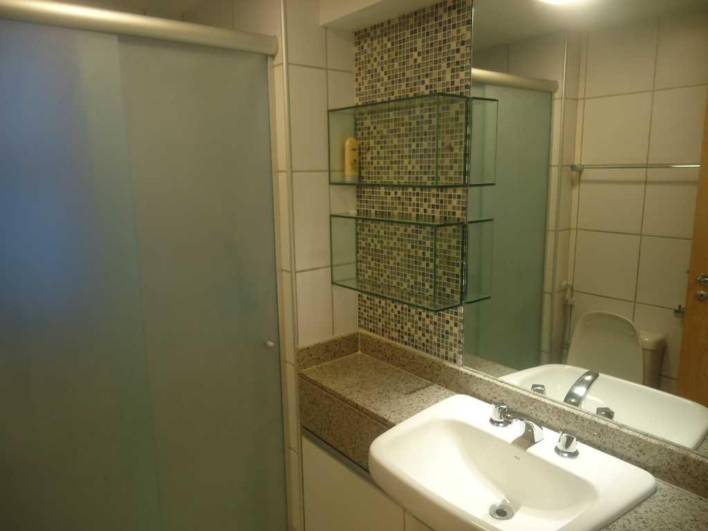 Apartamentos Banheiro Para Apartamento Pequeno Como Decorar Banheiro  #5B4D27 1024x768 Banheira Para Banheiro De Apartamento