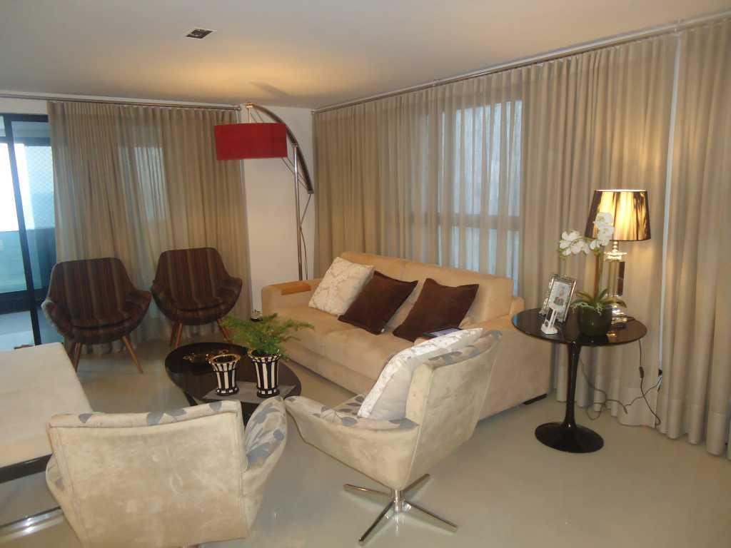Fotos De Sala De Estar Apartamento ~ Salas de Estar de Apartamento Decoração e Cortinas Dicas e  Sala De